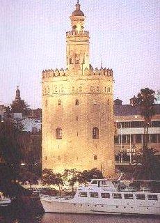 Monumentos De Sevilla Torre Del Oro