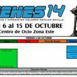 XIV Jornadas y Exposición HoloRed Estelar Sevilla (JEHES XIV) dedicadas al mundo de Star Wars