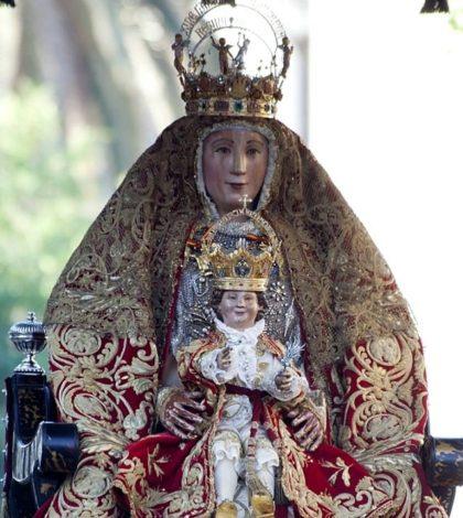 15 de Agosto. Procesión Virgen de los Reyes en Sevilla
