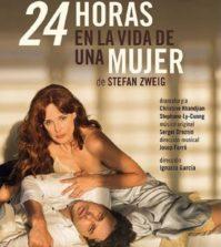 """""""24 horas en la vida de una mujer"""" con Silvia Marsó. Teatro Lope de Vega, Sevilla."""
