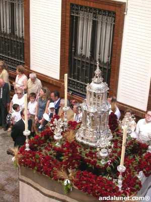 Paso de la Santa Espina