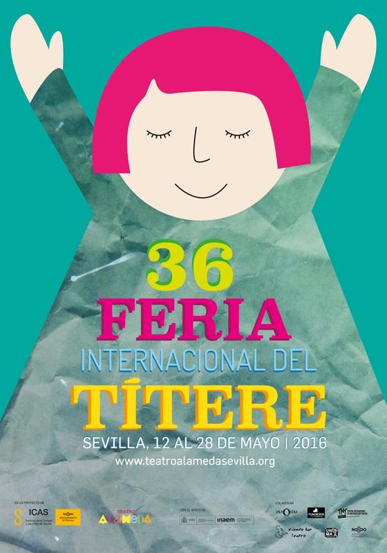 36-feria-internacional-titere-sevilla-2016-cartel