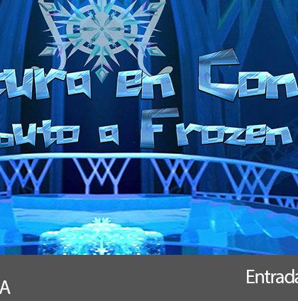 Aventura en concierto. Tributo a Frozen.