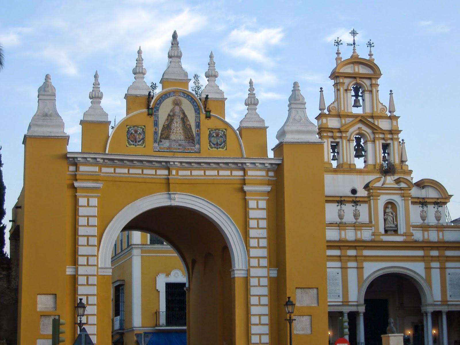 Arco de la macarena. Sevilla. Fuente: Historiarte Sevilla