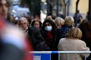 Andalucía: Nueve brotes más de coronavirus y supera los 70 activos