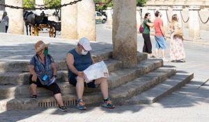 Andalucia: Hasta 80 brotes con casi 200 nuevos contagios