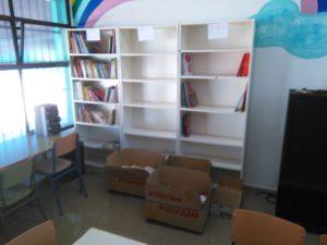 Biblioteca escolar. Colegio Nuestra Señora de la Paz. Sevilla