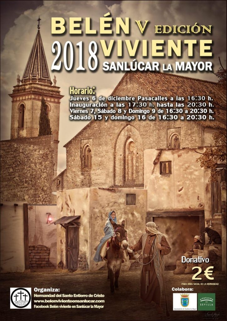 Belen-viviente-Sanlucarlamayor-2018-Navidad-en-Sevilla