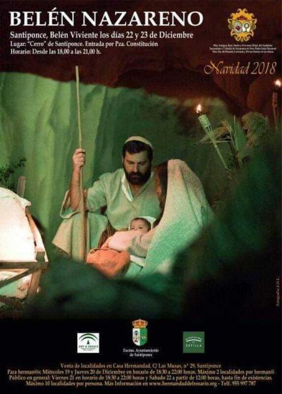 Belen-viviente-Santiponce-2018-Navidad-en-Sevilla