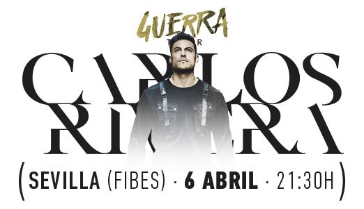 CARLOS RIVERA FIBES SEVILLA 2019