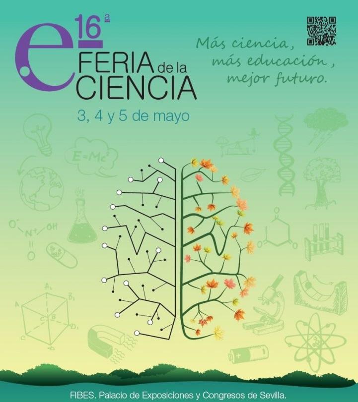 Cartel-Feria-de-la-Ciencia-fibes-sevilla-2