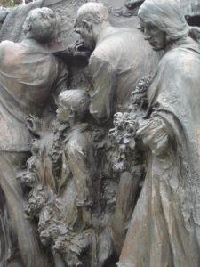 Visita teatralizada Don Juan Tenorio en el Cementerio de Sevilla