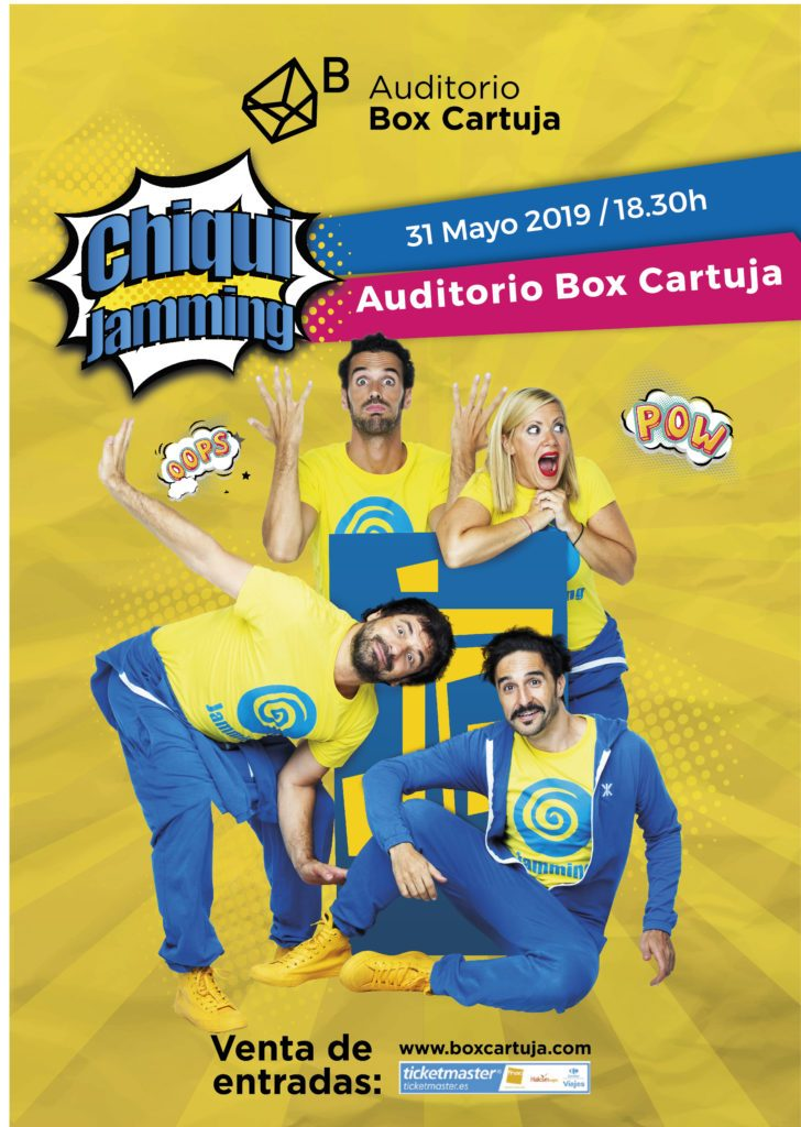 ChiquiJamming-auditorio-box-cartuja-sevilla-2019