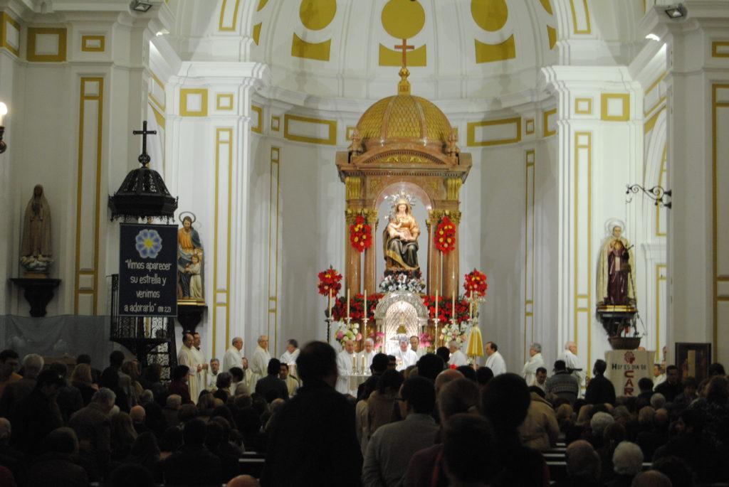 Parroquia de San Antonio María Claret sevilla