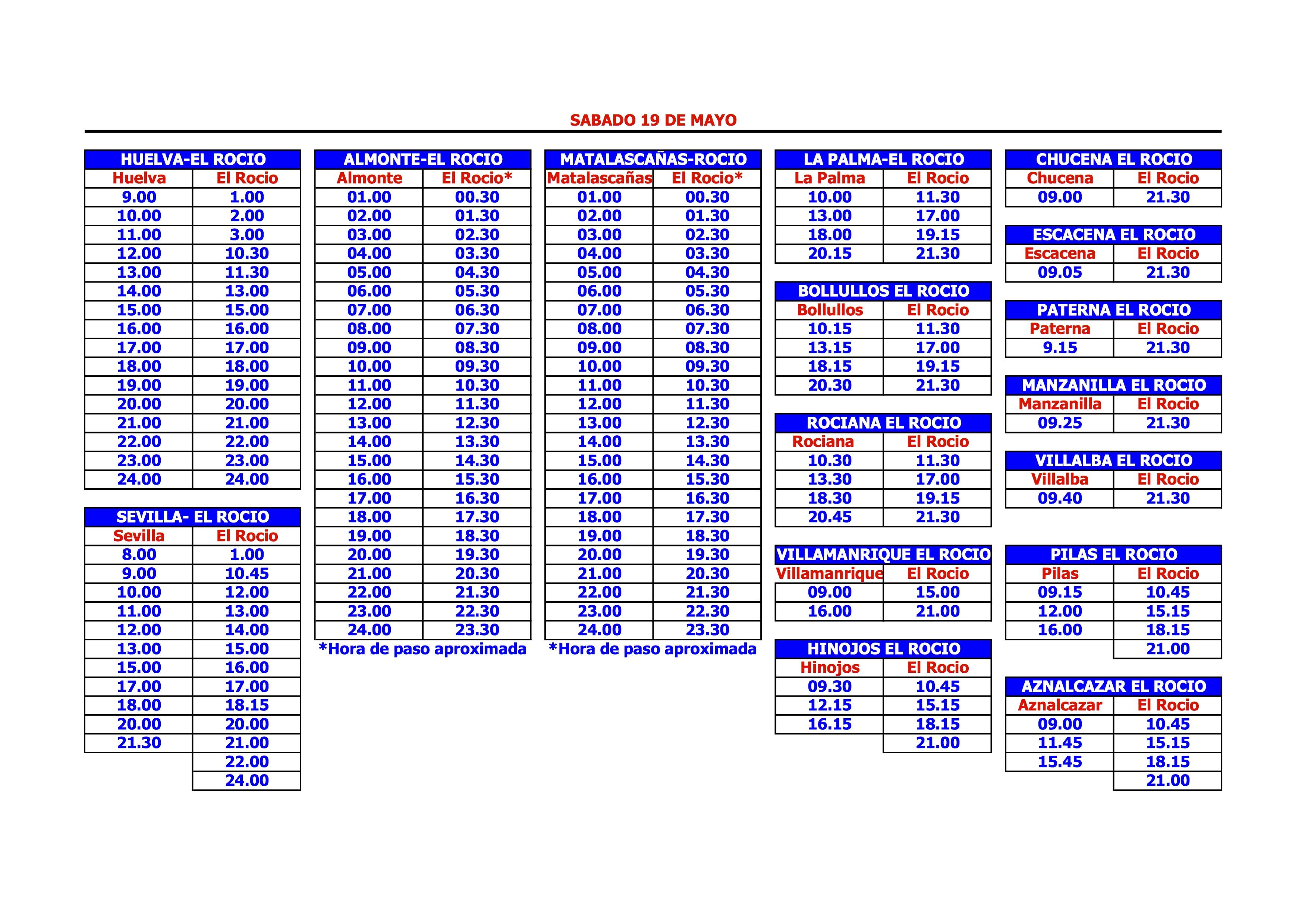 horario-autobus-damas-al-rocio-2018-2