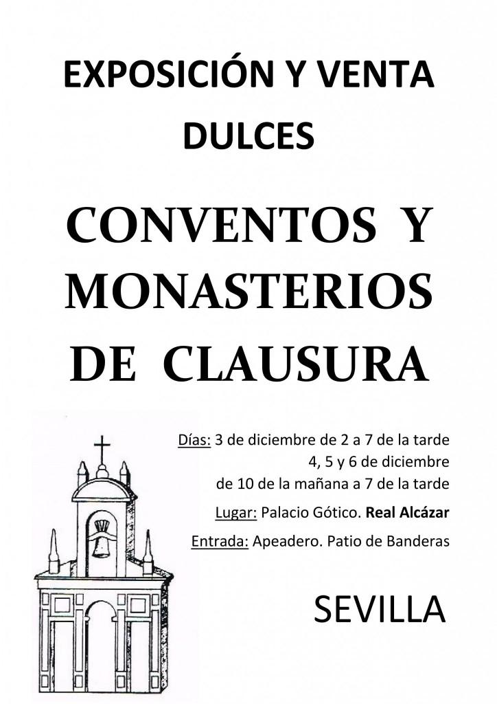 Dulces-conventos-sevilla-2016-cartel