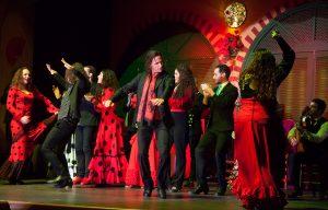 Espectáculo flamenco en Triana – Sevilla