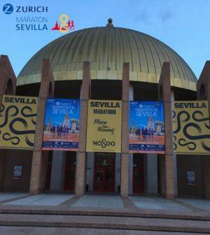 Expo Marathon Sevilla 2017 - Fibes