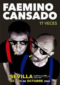 FAEMINO Y CANSADO – 17 VECES – CARTUJA CENTER