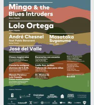 I Festival de la Guitarra de Sierra Morena. Cazalla de la Sierra 2019.