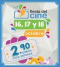 Fiesta del Cine de OCTUBRE 2017. Sevilla