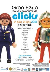 Feria de los Clicks en Fibes. Sevilla