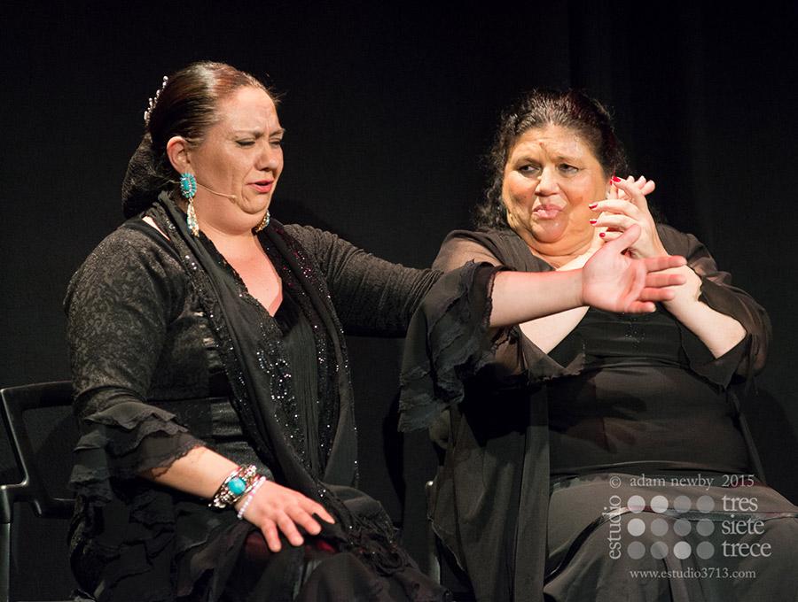 Flamenco mujeres gitanas y flamencas teatro lope de vega sevilla 2019