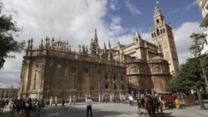 Catedral de Sevilla. Fuente Archidiócesis de Sevilla