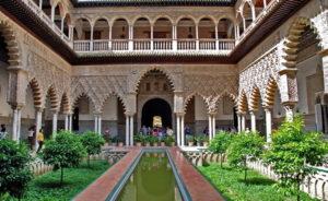 Real Alcázar de Sevilla. Fuente: El Correo Web