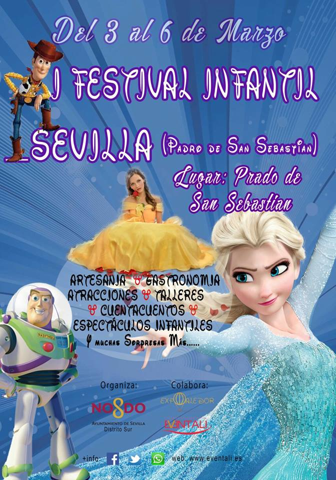 I-festival-infantil-prado-san-sebastian-cartel