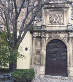Convento de Santa Isabel. Sevilla