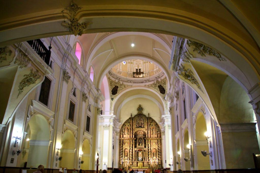 Iglesia de San Jacinto. Barrio de Triana. Sevilla.