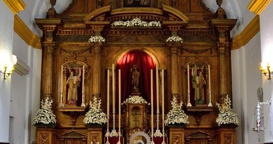 Parroquia del Inmaculado Corazón de María Sevilla