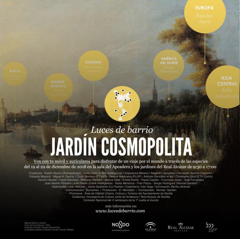 Jardín-Cosmopolita-Luces-de-Barrio-Navidad-Sevilla-2018