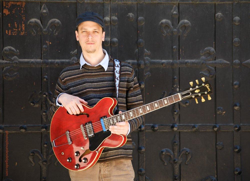 Kurt Rosenwinkel. Jazz en el Teatro Lope de Vega de Sevilla