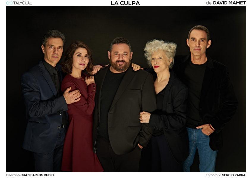 La culpa de David Mamet Teatro Lope de Vega Sevilla 2019