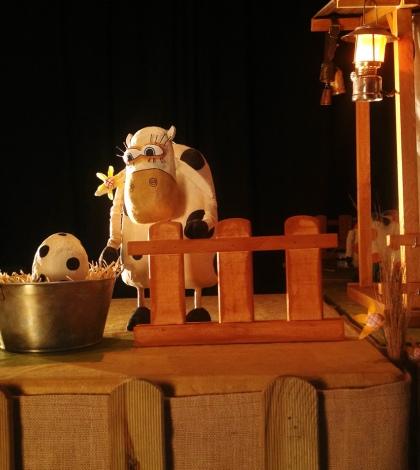 La extraordinaria historia de la vaca Margarita