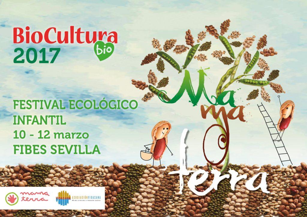 MamaTerra. Festival Ecológico Infantil en BioCultura Sevilla