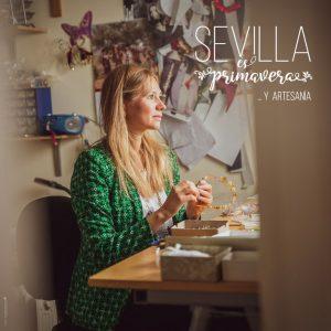 Mercadillo de moda flamenca y complementos – Sevilla
