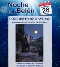 Noche del Belén en Sevilla 2019