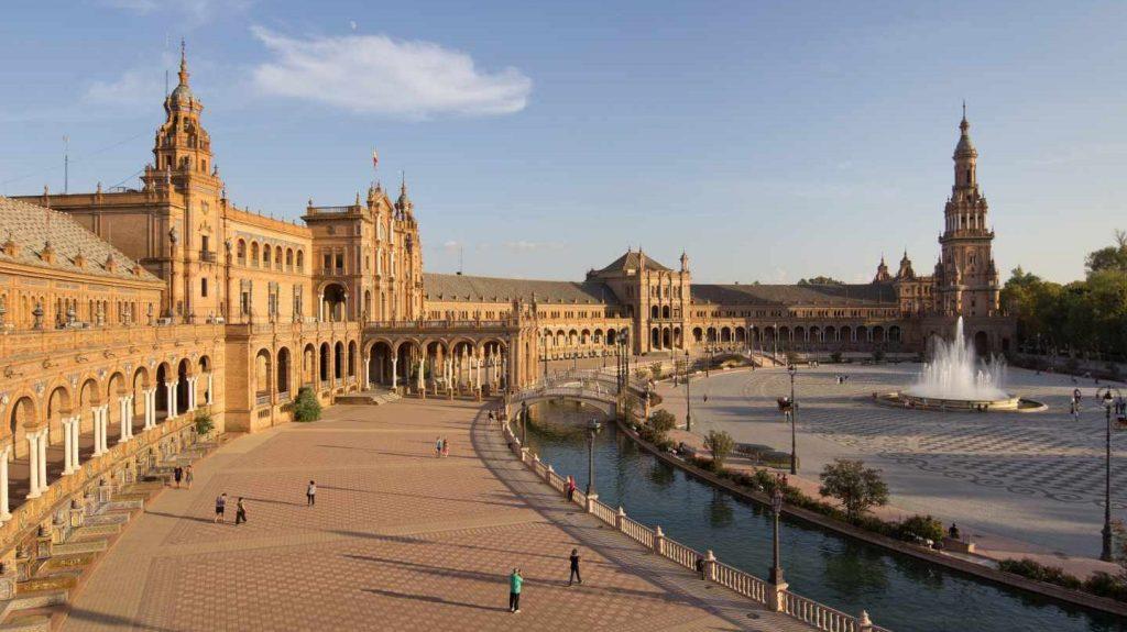 Plaza-de-España-Sevilla-1