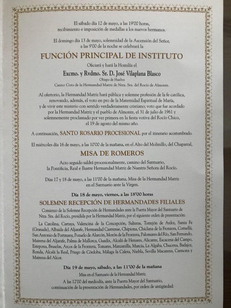 Programa-romeria-rocio-2018-2