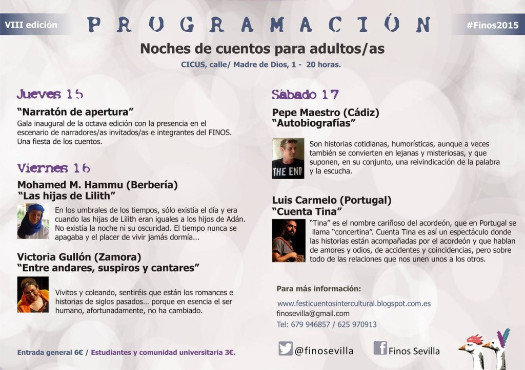 Programa Finos2015-Trasera