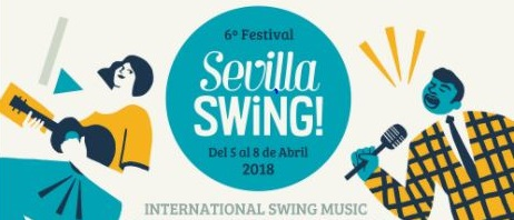 Cartel Sevilla Swing 2018