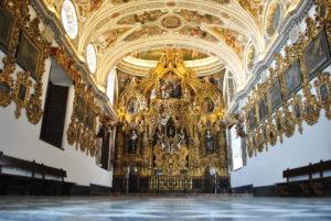 Visita a San Luis de los Franceses – Sevilla