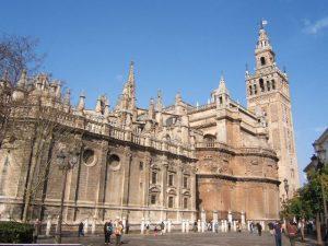 Sevilla: 20 de Julio reabren las visitas a la catedral y a la Giralda