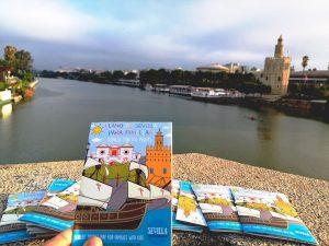 Sevilla: El mapa, Plan turístico para familias
