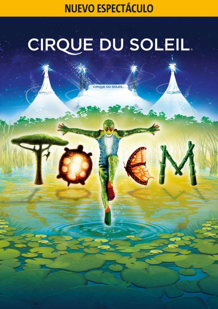Totem Cirque du Soleil-Cartel