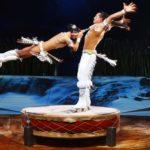 Cirque du Soleil · TOTEM, nuevo espectáculo en Sevilla del Circo del Sol · Bajo su Gran Carpa Blanca