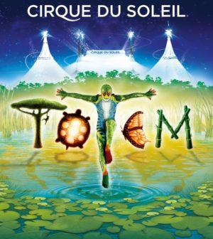 Cirque du soleil totem nuevo espect culo en sevilla del for Espectaculos en sevilla hoy